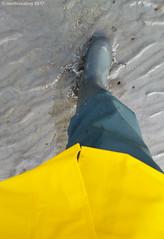 North sea coast (northseaboy) Tags: northsea gummistiefel wellies wellingtonboots rubberboots rubber waders watstiefel wathose regenjacke rain rainjacket ölzeug gummistövlar wet nass matsch mud watt schlick hellyhansen regenhose rainpants gayrubber green gummihandschuhe gelb regenzeug schlamm meer rainwear wasser