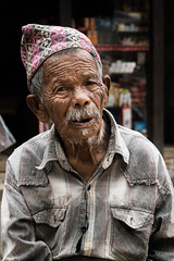Faces of Nepal Series 1 (Jessica Amity) Tags: nepal nepal2017 facesofnepal portrait portraitsofnepal portraitphotography portraitworld portraitproject man nepaleseman topi hat wrinkles linedface interestingpeople people peoplebeingpeople peopleoftheworld person peopleofnepal streetphotography streetportrait streetportraitphotography street streets patandurbarsquare facesofnepalseries nikond5300 nikon nikoncamera nikonprofessional nikkor nikonlens nifty50 nikon50mm 50mm 50mmlens 50mm18