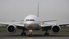 N78002 (Dub ramp) Tags: n78002 united b777 boeong777 boeing777 b772 b777200 eidw dublinairport