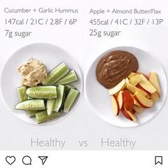 Left side taste way better to me anyway. Lol. Veggies and hummus all day (jenstalder) Tags: ifttt instagram tony horton beachbody shaun t fitness p90x insanity health fun love