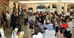 Madres trabajadoras contribuyen a construir el cambio en Oaxaca: Herrera Villagómez.