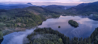 Loch Ard, The Trossachs, Scotland