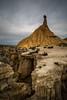 Castildetierra (Hervé D.) Tags: bardenas reales castildetierra desert geology espagne spain navarre aragon