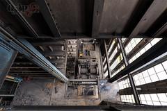 Powerplant IM (urbexosap) Tags: urbex urban exploration lost hdr abandoned powerplant verlassene kraftwerk opustena elektrarna powerplantim im electricity belgium nikon d7100