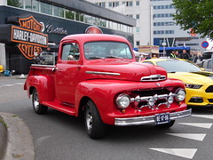 Ford F 150 V8 (1951) (?) (brizeehenri) Tags: ford f150 1951 be1706