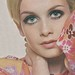 1967 ... Twiggy - Vogue (before)