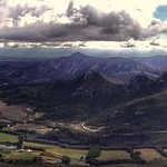 View North from Vensterberg, George, Western Cape thumbnail