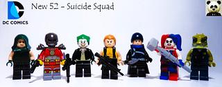 New 52 - Suicide Squad