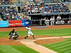 Yankees Baseball: Aaron Judge at bat (dianecordell) Tags: baseball yankeestadium newyorkyankees may bronxny