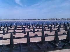 Impianto fotovoltaico nell'ex discarica del Comune di Goro (FE)