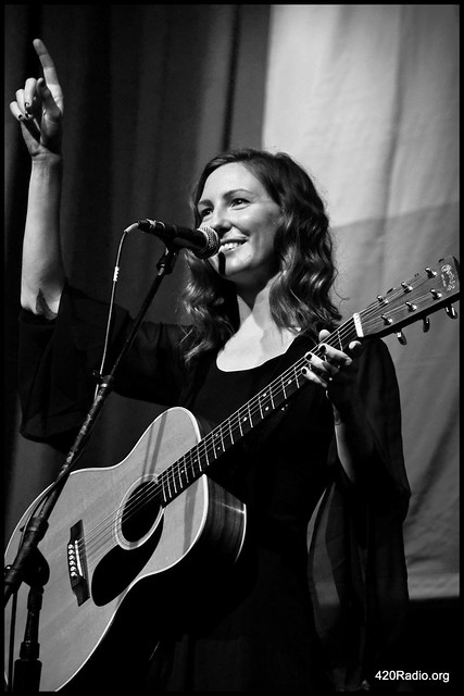 Rorey Carroll - Aladdin Theater, Portland, OR - 04/29/16
