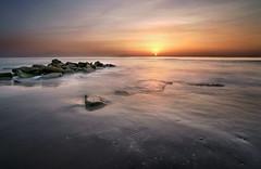 Sunrise at the Sabellariid worm reef. (Jill Bazeley) Tags: sabellariid worm atlantic ocean reef satellite beach florida usa brevard county space coast sony a6300 1018mm