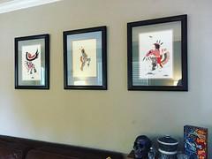 Woody Big Bow (NathanGunter) Tags: woodybigbow art paintings home livingroom
