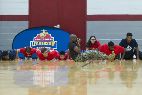 """170610_USMC_Basketball_Clinic.104 • <a style=""""font-size:0.8em;"""" href=""""http://www.flickr.com/photos/152979166@N07/34444981054/"""" target=""""_blank"""">View on Flickr</a>"""