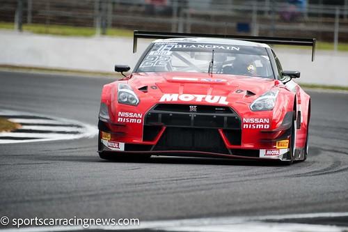 Motul Team RJN Motorsport Nissan GT R Nismo GT3 Blancpain Endurance Series  Silverstone 2017 Sportscar