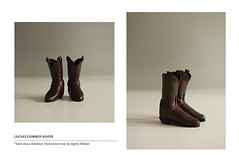 Lookbook-Taxi_Man9 (pin.christopher) Tags: onesixthscale commission arttoy designertoy custom leather boots