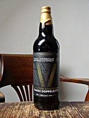 Coal Harbour Oaked Doppelbock (knightbefore_99) Tags: oaked doppelbock bottle strong coalharbour tasty maly hops bc local vancouver beer pivo cerveza art northwest awesome