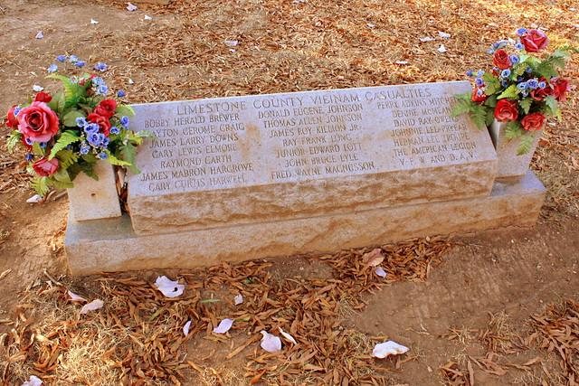 Limestone County Vietnam Casualties - Athens, AL