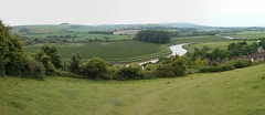Devils Dyke to Chanctonbury Ring (Dominic's pics) Tags: south downs way river adur
