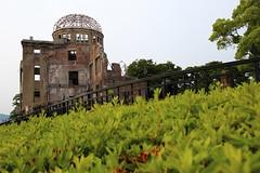 The remains... Hiroshima (^Joe) Tags: hiroshima japan atomic bomb disaster remains ruins architecture peace