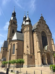 Speyer, Germany, May 2017