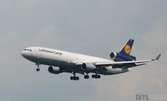 D-ALCM  - McDonnell-Douglas MD-11 Freighter Lufthansa Cargo (TIMRAAB227) Tags: dalcm lufthansa dlh lh md11 md11f freighter mcdonnelldouglas mdd cargo lufthansacargo fra eddf frankfurt frankfurtairport zeppelinheim buongiornoitaly