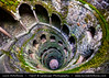Portugal - Sintra-Cascais Natural Park - Quinta da Regaleira complex - UNESCO World Heritage Site  Masonic Initiation Well of Quinta da Regaleira (© Lucie Debelkova / www.luciedebelkova.com) Tags: initiationwellofquintadaregaleira quintadaregaleira sintracascaisnaturalpark unesco portugal portuguese portugueserepublic repúblicaportuguesa repúblicapertuesa portugalsko europe europeanunion southwesterneurope iberianpeninsula world exploration trip vacation holiday place destination location journey tour touring tourism tourist travel traveling visit visiting sight sightseeing wonderful fantastic awesome stunning beautiful breathtaking incredible lovely nice best perfect wwwluciedebelkovacom luciedebelkova spiral