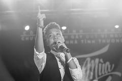 Phu Nhuan's Cay Mua Xuan 2016 (khoinguyen72) Tags: koi saigonese rmitvn sonyvietnam a900 50mm beautiful flight night light 365 issac sunihalinh trinhthangbinh dainhan trucnhan vietnam vsco stage music performance lighting singer stagephoto awesome gorgeous charity event