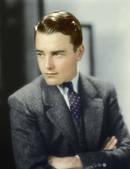 Lew Ayres 1908 - 1996 (oneredsf1) Tags: actor colorized ayres lew 1930s hollywood