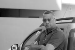 Khalid Saifuddin Alavi (yousufkhan4) Tags: rayban monochrome black white khalid saifuddin alavi dubai albarsha smart handsome canon60d 50mm