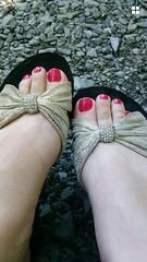 Mature Feet #bbwfeet #maturefeet (michaelho3) Tags: bbwfeet maturefeet