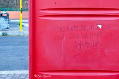 Roma. Magliana. Street poetry by Er Pinto - PdT (R come Rit@) Tags: italia italy roma rome ritarestifo photography streetphotography urbanexploration exploration streetart arte art arteurbana streetartphotography urbanart urban wall walls wallart graffiti graff graffitiart muro muri artwork streetartroma streetartrome romestreetart romastreetart graffitiroma graffitirome romegraffiti romeurbanart urbanartroma streetartitaly italystreetart contemporaryart artecontemporanea artedistrada underground magliana station parking freewall streetpoetry erpinto pdt poetidertrullo metroromantici poetry poesia poesiadistrada