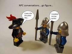 "Picture 0074 (Nick ""Nightstalker"") Tags: brickwarriors brickforge brickarms saberscorpion lego afol"