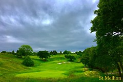 St Mellion Golf Course (Karl Snell) Tags: links hike holiday bank cart caddy pro game sport hills landscape walk lost wuiet trip travel storm 6s iphone course golf stmellion cornwall