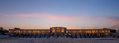 Khaju Bridge - Esfahan, Iran (dropofh2o) Tags: iran esfahan khajubridge