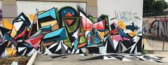 Transdimensional (wiredforlego) Tags: graffiti mural streetart urbanart aerosolart illegalart logansquare chicago illinois ord