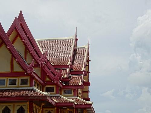 Detail of Train Station - Hua Hin - Thailand