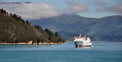 Interislander Ferry - Aratere (Lim SK) Tags: