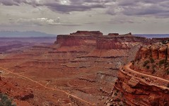 Canyonlands National Park (Susan Roehl) Tags: nationalparkstour2017 canyonlands nationalpark southeastutah usa countlesscanyonsandmesas coloradoriver greenriver becameaparkin1964 islandinthesky theneedles themaze primitivedesertatmosphere coloradoplateau sueroehl panasonic lumixdmcgh4 12x35mmlens handheld outdoors ngc