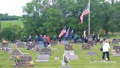 Campbell-Williams Post No. 258 Legion & Auxiliary Memorial Day Ceremony