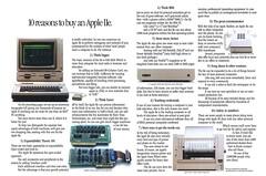 1984 Apple IIe and Apple IIc ad 03 (Tom Simpson) Tags: ad ads advertising 1984 1980s apple appleii computer vintage vintagead vintageads electronics appleiie