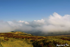 misty moorland morning (Images from the Shire) Tags: meltham moor royds edge misty cloud inversion yorkshire west nab