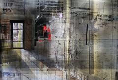 art center hugo voeten (roberke) Tags: digitalart artistic creatief creation surreal photomontage photoshop layers lagen textures textuur