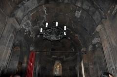 Khor Virap (Armenia). Monasterio. Capilla de San Gregorio el Iluminador. Interior (santi abella) Tags: khorvirap armenia