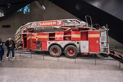 20170424-DSC01145 (Lazy Sleepy Kitty) Tags: newyork unitedstates us 911memorial manhattan fire engine memorial museum wtc worldtradecenter september11 ladder3