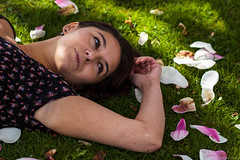 Aurélie (maximebernardphotographie) Tags: shoot beautiful beauty belle girl wom woman women dress outdoor people portr portrait