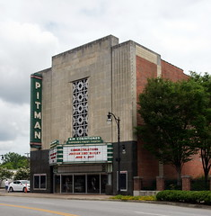 Pitman Theatre (BOB WESTON) Tags: gadsdenalabama