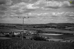 black&white Landscape (Argentarius85) Tags: nikond5300 nikkor35mm18g 35mm landschaft landscape landkreishasberge natur outdoor monochrom monochrome einfarbig schwarz weiss blackwhite 7dwf blackandwhite