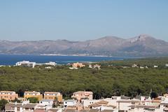 Can Picafort from above (VM_1983) Tags: mallorca balearicislands majorca espana spain can picafort
