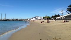 City Sandy Beach....